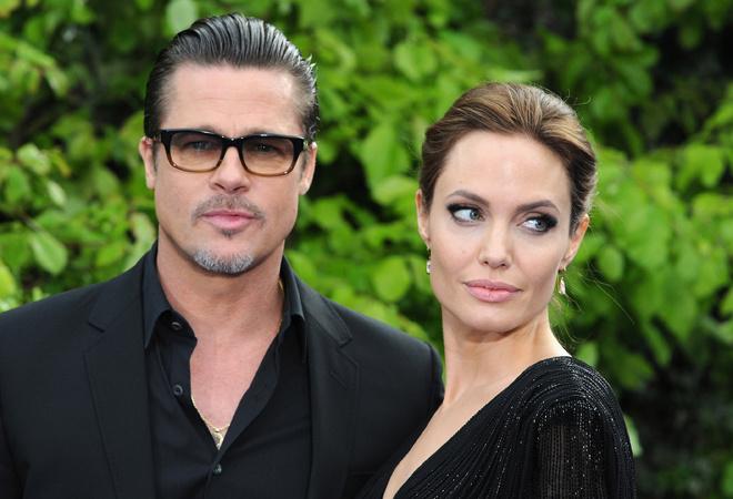Джоли и Питт последние новости 2015