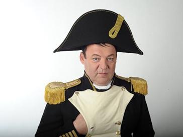 Александр Пашковский мечтал сыграть Наполеона
