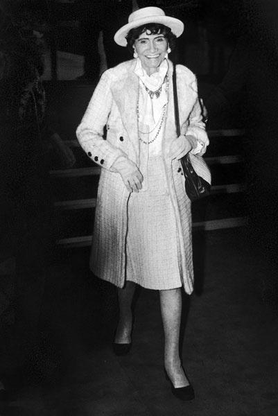 Коко Шанель, 1969 год
