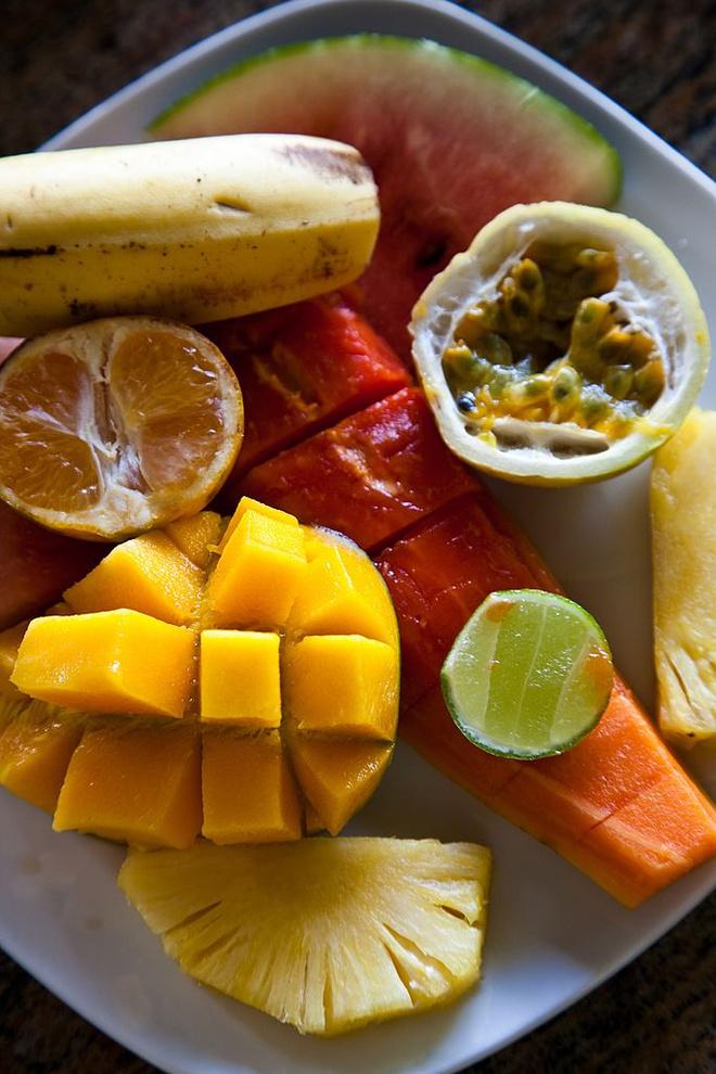 фрукты для печени