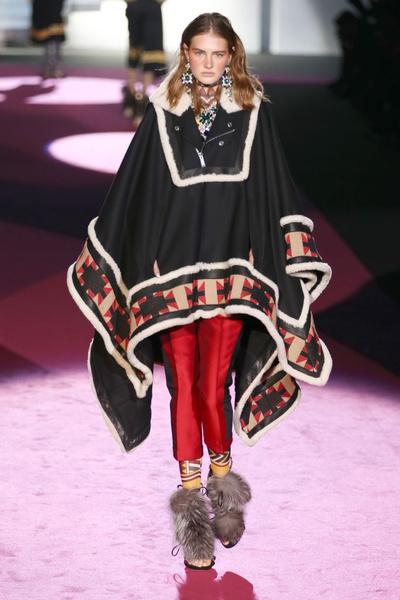 Показ DSquared2 на Неделе моды в Милане | галерея [2] фото [8]