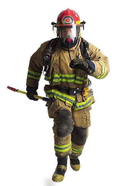 Пожарный, фото