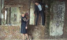 Красноярские актеры провели репетицию в заброшенном доме