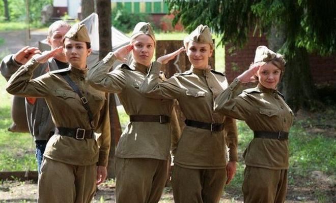 Фильм женский батальон смерти