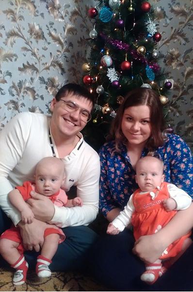 Валерия и Леонид Лузан