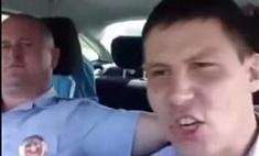 Поющие гаишники из Татарстана покорили интернет