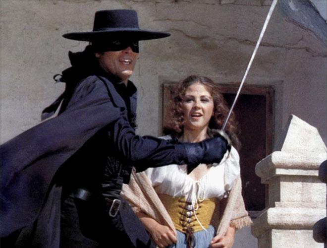 Zorro - Guy Williams - ZORRO - Pinterest