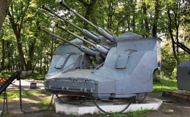 музей корабельных орудий