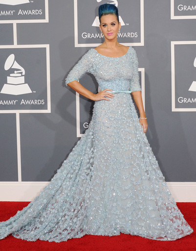 "Кэти Перри (Katy Perry) на ""Грэмми""-2012"