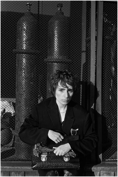 Андрей Безукладников. Жанна Агузарова, группа «Браво». 1986 год.