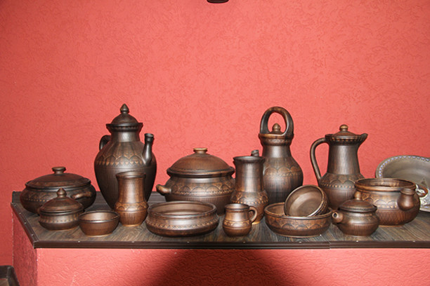 Богродская керамика
