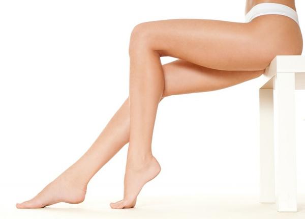 Капилляры на ногах: причины появления. Видео