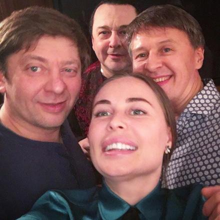 """Юлия Михалкова, """"Уральские пельмени"""", фото"""