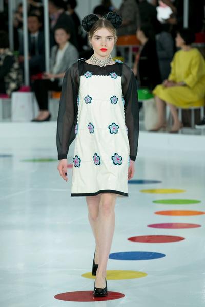 Показ круизной коллекции Chanel в Сеуле | галерея [1] фото [31]