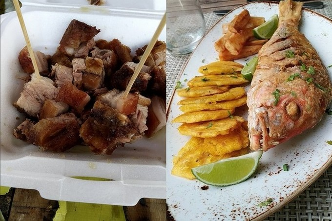 Доминикана: вкусные впечатления