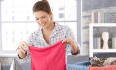 Избавьтесь от лоснящихся пятен на одежде
