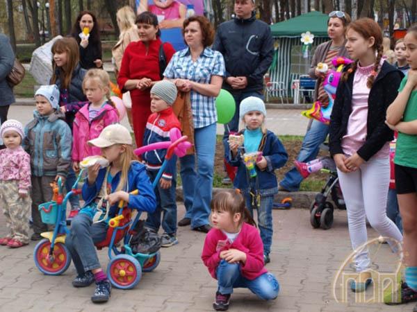 Праздник «Дети Екатеринбурга – дружба народов!»
