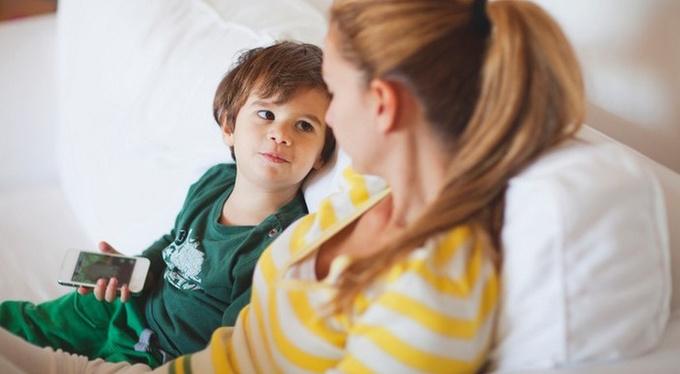 Стать родителем, с которым дети хотят поговорить