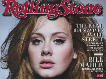 Адель (Adele) оказалась на вершине чарта Billboard