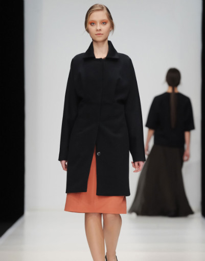 Mercedes-Benz Fashion Week Russia: BIRYUKOV, осень-зима 2012/13