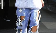 Звезды, которые не умеют носить драные джинсы: фото