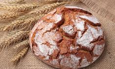 Печем черный хлеб дома: рецепты