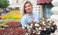 Фотоотчет: фестиваль живых цветов в ГУМе