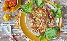 Лисички на обед – двойная польза для желудка