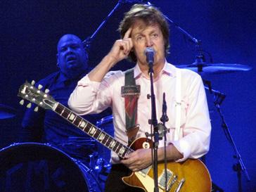 Пол Маккартни (Paul McCartney) желает послушать другие версии своей песни