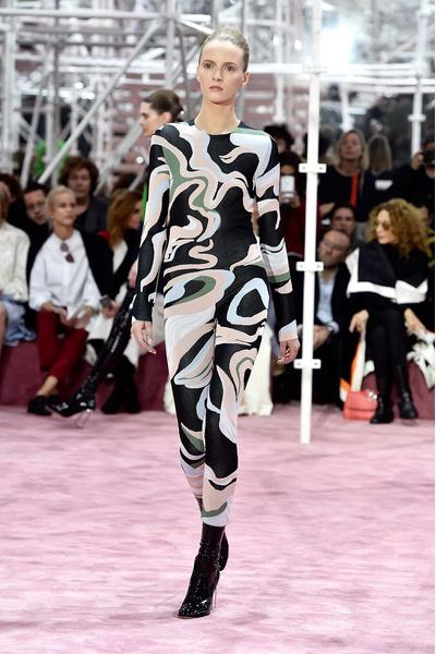 Показ Dior Haute Couture   галерея [1] фото [2]