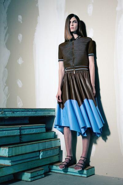 Vionnet представил круизную коллекцию 201