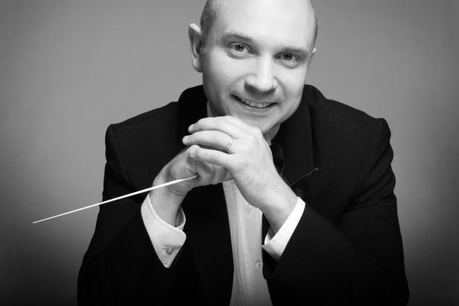 Художественный руководитель и главный дирижер Тверской филармонии Андрей Кружков