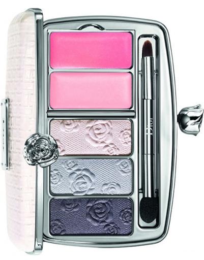 Весенняя коллекция макияжа Dior 2012
