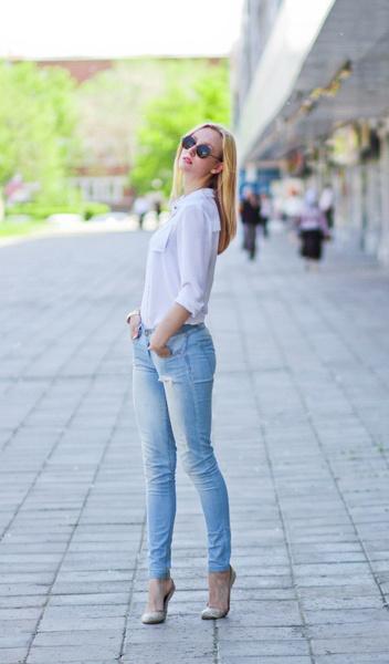 Прекрасные блондинки Оренбурга