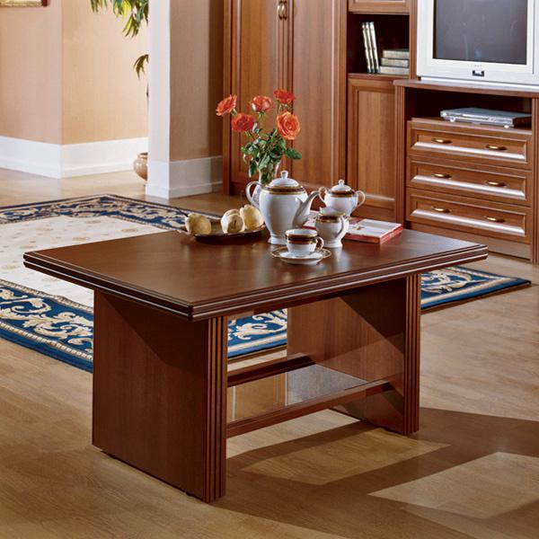 Журнальный столик просто найти в ассортименте корпусной мебели. Столик изколлекции «Флоренция» («Европа», Россия). От 6295 руб.