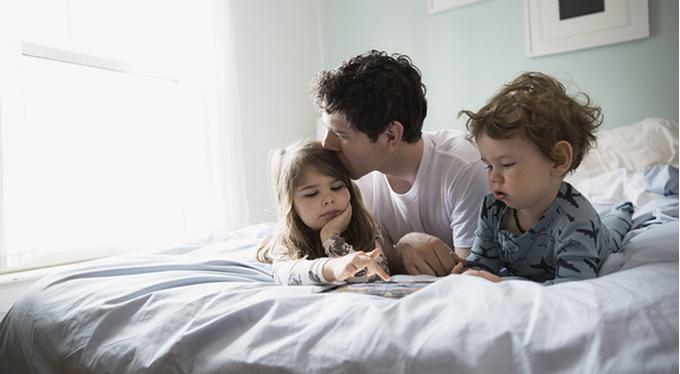 Новые отцы за равноправное партнерство