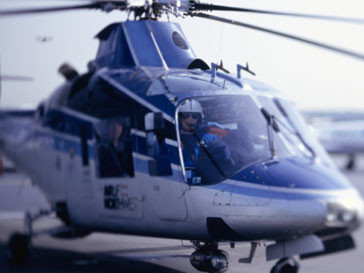 Высшие чиновники страны будут добираться в Шереметьево на вертолетах
