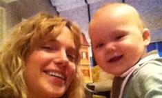 Наталья Ионова: «Как хорошо быть мамой!»