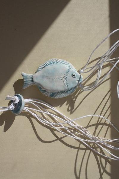 Украшения ЕКО Елена Попова, украшения из глины фото