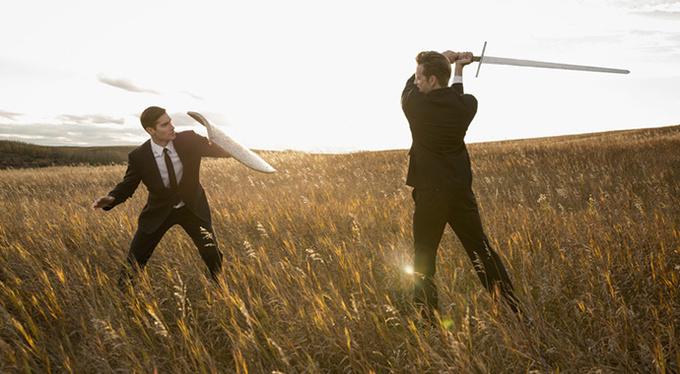 «Как защитить себя в конфликте»: тренинг