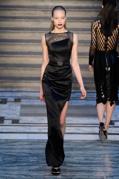 Неделя моды в Лондоне: 21 февраля | галерея [2] фото [6]