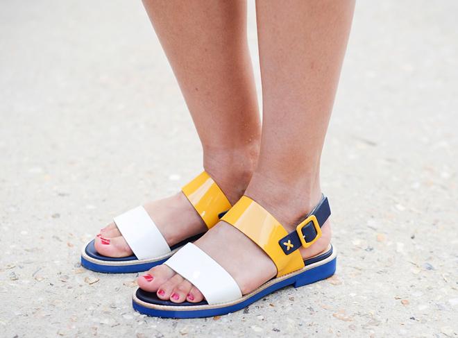 Модная обувь лето 2015: недорого