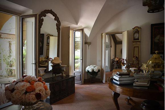 вилла Стинга в Тоскане | галерея [1] фото [6]
