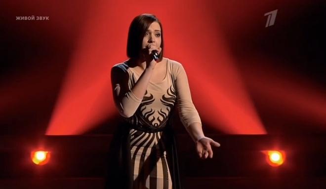 Дарья Антонюк – участница шоу «Голос-5»