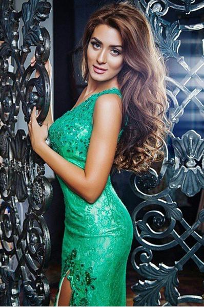 Мисс Земной шар 2015, Missis Globe 2015: участницы из России Анна Кудрявцева фото