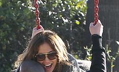 Дженнифер Лопес счастлива с Каспером Смартом. Фото