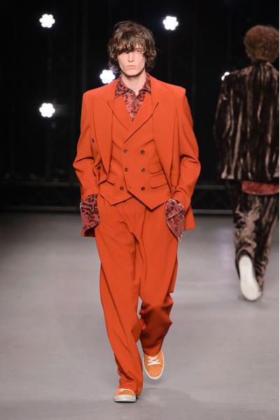 Неделя мужской моды в Лондоне: главные показы   галерея [1] фото [1]