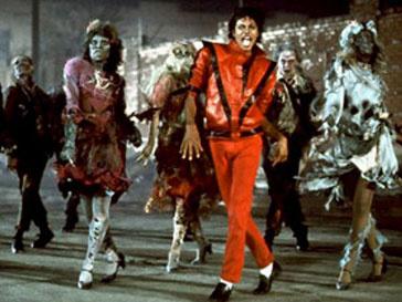 Thriller Майкла Джексона (Michael Jackson) ляжет в основу новой картины