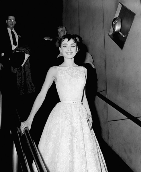 Одри Хепберн, Оскар 1954