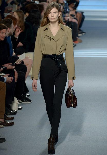 Louis Vuitton осень-зима 2014